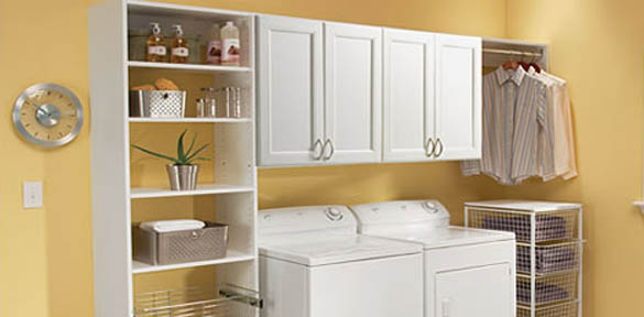 Can You Think Of A Space In Your Home More Prone To Clutter Than Your Laundry Room Boxes Supplies Pet Spaces That S Just A Typical Laundry Or Utility
