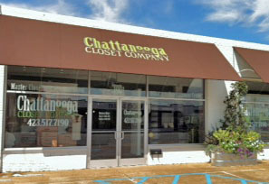 The Chattanooga Closet Company Showroom Is Open: Monday   Friday 10am    5pm. Saturdays 10am   2pm.